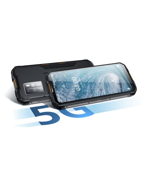 ARCHOS X67 5G 128GB – 5G Ruggedized Smartphone - IP68 / MIL-STD-810G