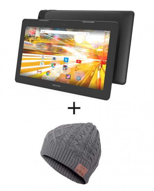 PACK ARCHOS 133 OXYGEN + MUSIC BEANY GREY
