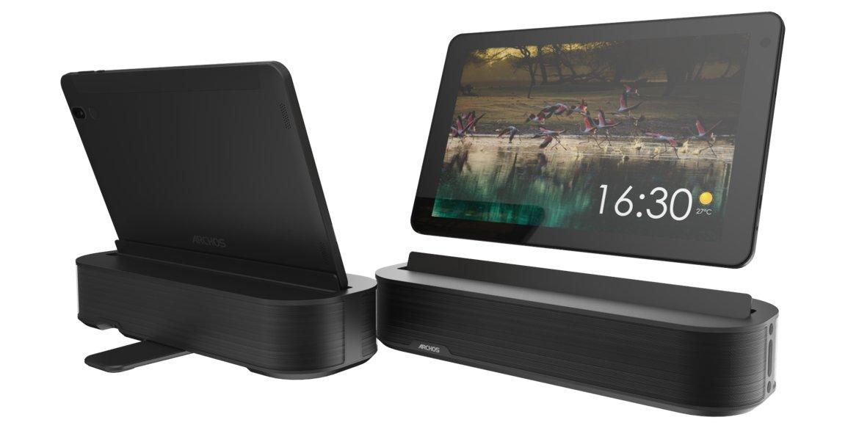 ARCHOS Oxygen 101s - tablette wifi & 4G + station d'accueil connectée - Noir - ARCHOS Shop